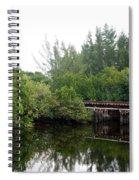 North Fork River Spiral Notebook