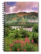 North Saskatchewan River Spiral Notebook