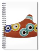 Ocarina Spiral Notebook