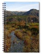 Ojai Valley Spiral Notebook