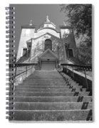 Old Church Spiral Notebook