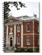Old Town Philadelphia Spiral Notebook
