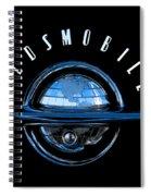 Old World Spiral Notebook