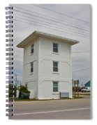 Operation Bumblebee Control Tower Spiral Notebook