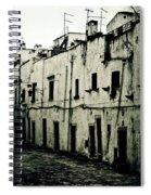 Ostuni - Apulia Spiral Notebook