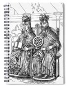 Otto I (912-973) Spiral Notebook