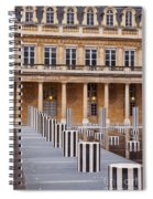 Palais Royal Spiral Notebook