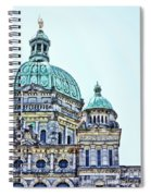 Parliament  Spiral Notebook