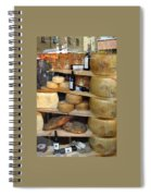 Parmesan Rounds Spiral Notebook