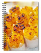 Pastry Cakes Spiral Notebook
