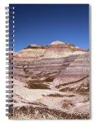 Petrified Forest Blue Mesa Spiral Notebook
