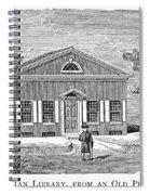 Philadelphia: Library Spiral Notebook
