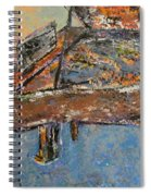 Piano Study 1 Spiral Notebook