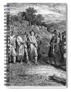 Pilgrims: Massasoit Spiral Notebook
