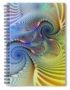 Playful Art Spiral Notebook