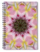 Plumeria 2 Spiral Notebook
