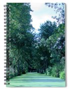Poitevin Marsh Spiral Notebook