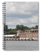 Port Of Rochester Spiral Notebook