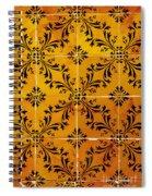 Portuguese Tiles Spiral Notebook