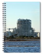 Power Station Spiral Notebook