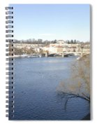 Prague Czech Republic Spiral Notebook