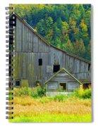 Prest Road Barn Spiral Notebook