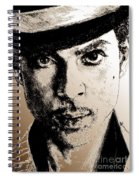 Prince Nelson In 2006 Spiral Notebook