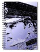 Prince William In 2011 Spiral Notebook
