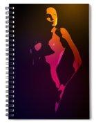 Pure Female Spiral Notebook