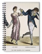 Quadrille, 1820 Spiral Notebook
