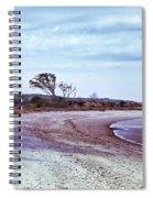 Quiet Cove  Spiral Notebook