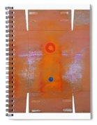Rain Dance Spiral Notebook