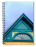 Randles Gable  Spiral Notebook