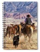 Range Roaming Spiral Notebook