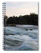 Rapids Spiral Notebook