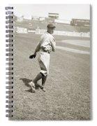 Raymond Johnson Chapman Spiral Notebook