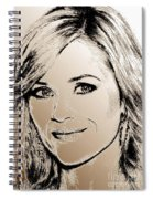 Reese Witherspoon In 2010 Spiral Notebook