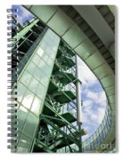 Refinery Detail Spiral Notebook