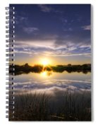 Reflections Of Beauty  Spiral Notebook