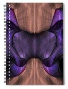 Reptilian Trio Spiral Notebook