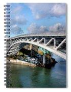 Reversing Falls Saint John Spiral Notebook