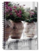 Ringling Courtyard Spiral Notebook