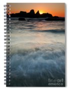 Rising Tide Spiral Notebook