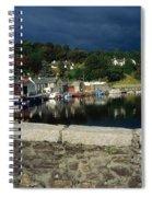 River Barrow, Graiguenamanagh, Co Spiral Notebook