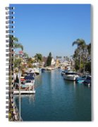 Rivo Alto Canal Spiral Notebook