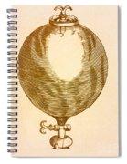 Robert Boyles Air Pumps Spiral Notebook