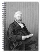 Robert Chambers (1802-1871) Spiral Notebook