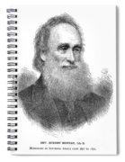 Robert Moffat (1795-1883) Spiral Notebook