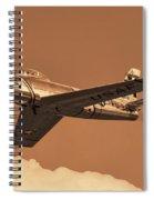 Sabre Spiral Notebook