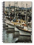 Safe Harbor 2 Spiral Notebook